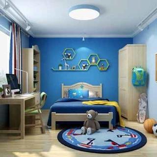 儿童房整体换新